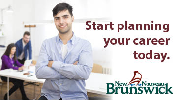 New Brunswick Post-secondary education training and labour - Career Planning